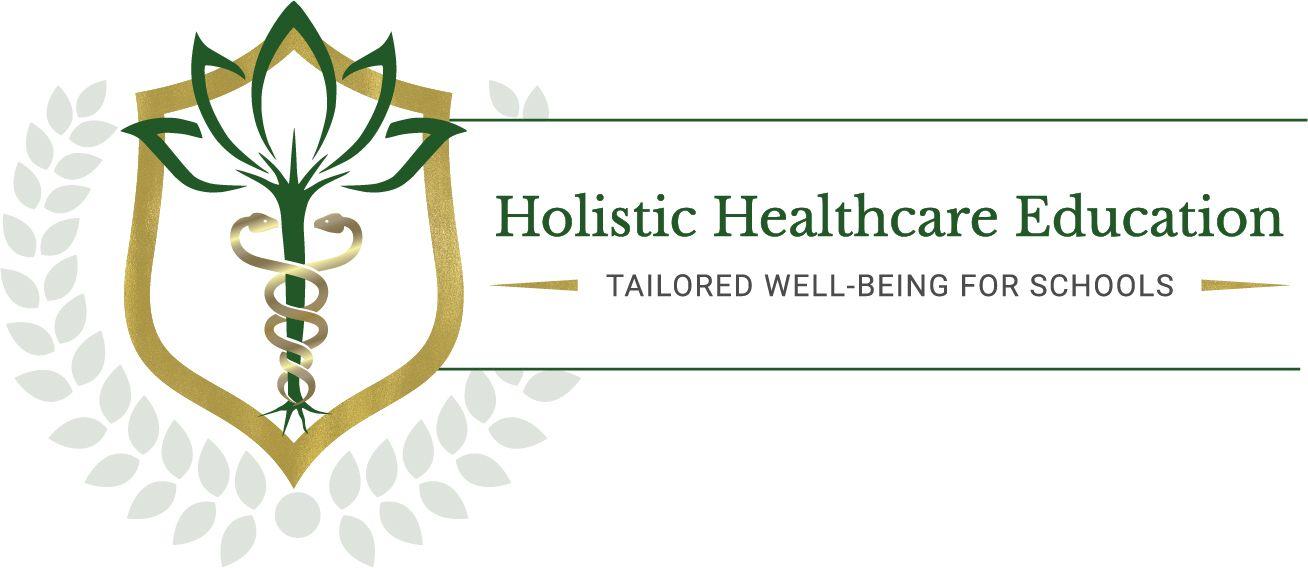 Holistic school logo