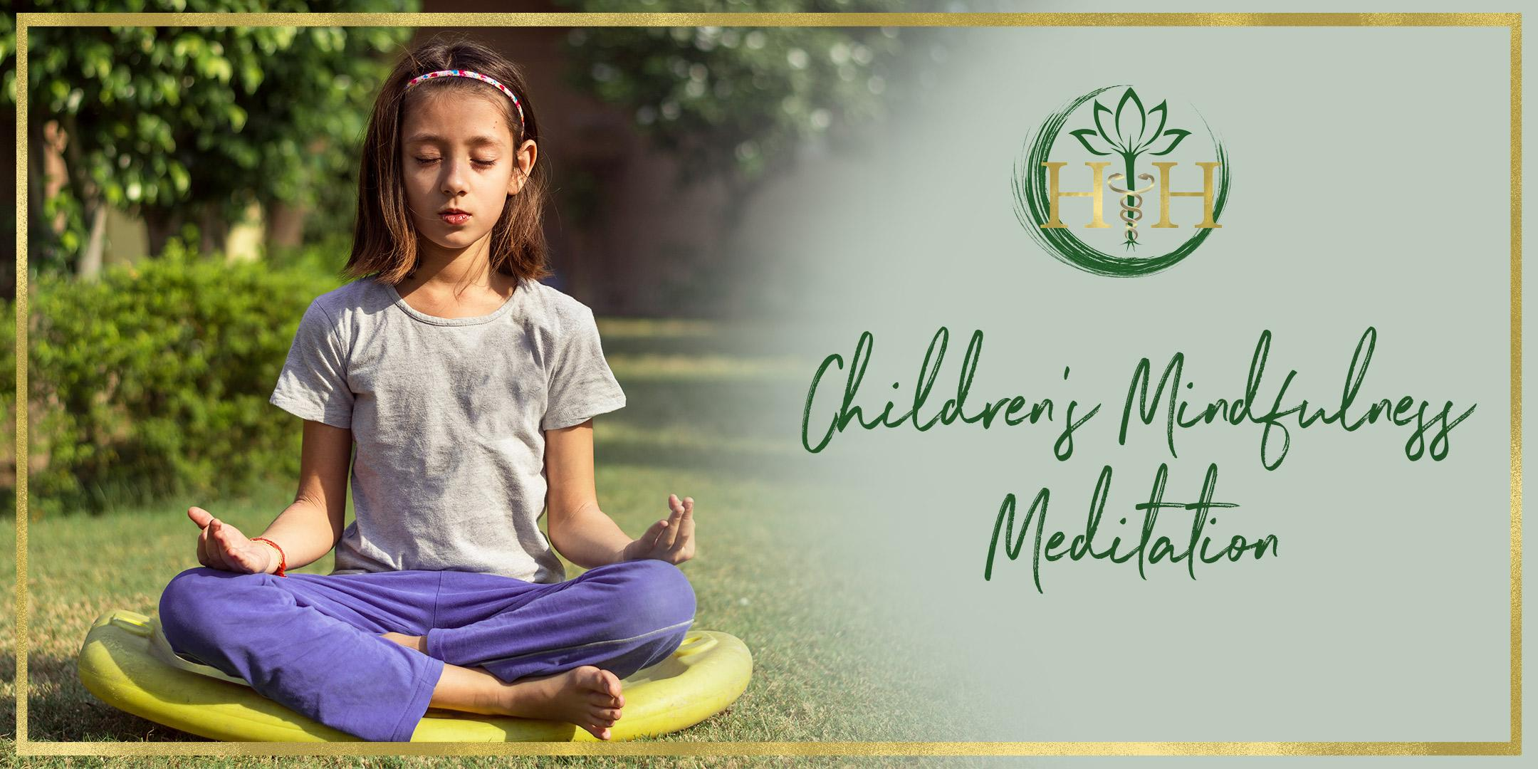 Children's Mindfulness 6-10yrs